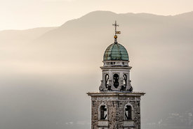 Lugano Cathedral St Lawrence