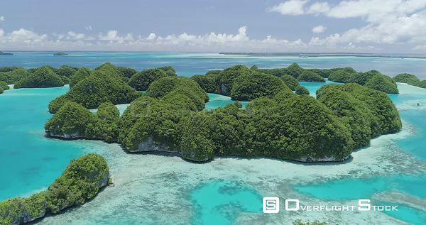 "The 70 islands or ""Ngerukewid"" of Palau are its first official conservation area. Designated in 1956 they are an iconic view ..."