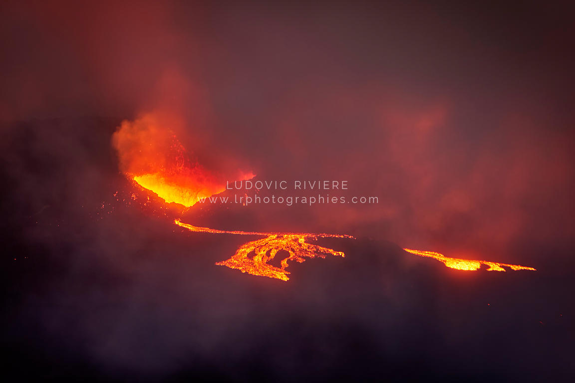 Eruption 2018 : Piton de la Fournaise