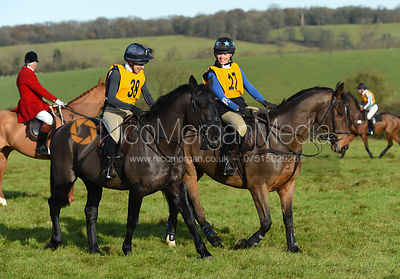 Clare Bell, Joanna Hirons - The Melton Hunt Club Ride