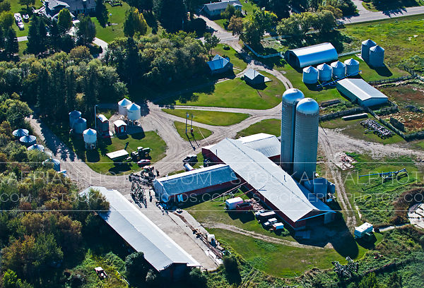 Mixed Farm Buildings