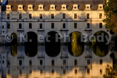 FRANCE, VALLE DE LA LOIRE, CHATEAU DE CHENONCEAU // FRANCE, LOIRE VALLEY, CASTLE OF CHENONCEAU