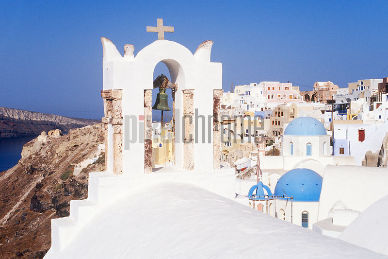 Town of Thira (Santorini)