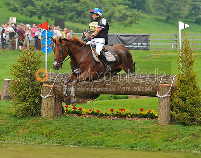 KIPROCO DES NAUVES and Ugo Provasi, Bramham Horse Trials, 2010