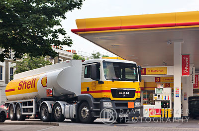 Shell Fuel station delivery