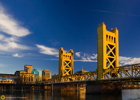 Tower Bridge, Sacramento #4