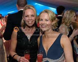Katie Robinson, Laura Day - The Quorn Hunt Ball
