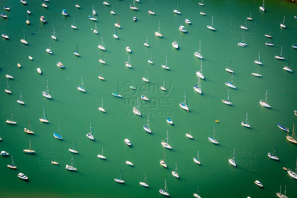 Yachts at Longueville
