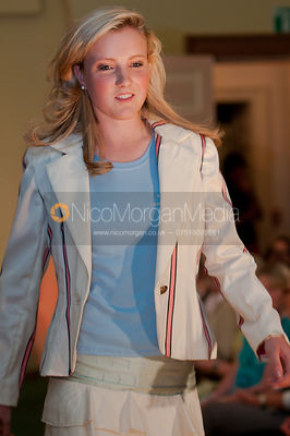 Camilla Cotton - A Countryside Alliance Fashion Show, Kelmarsh Hall, Northamptonshire