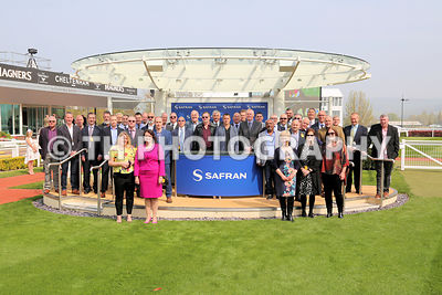 Safran. Cheltenham Races. 17th April 2019.