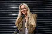 6th February, 2015.Rosanna Davison, former Miss World, model, Playboy covergirl, nutritionist, writer, VW & ISPCA ambassador ...