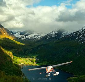 Fjord hopping | Norway