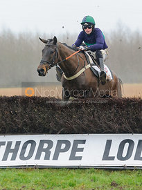 CORNERMAN (Jack Andrews) - Midlands Area Club Point-to-point 2017, Thorpe Lodge 29/1
