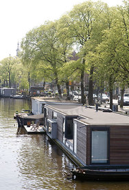 Houseboat Martine