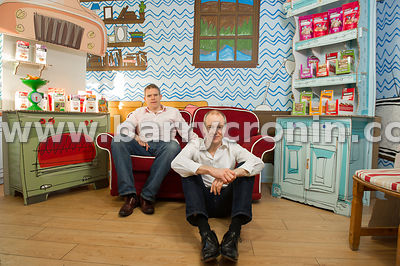 6th March, 2015.Bernard (left) and Barry Broderick at their premises in Dublin...Photo:Barry Cronin/www.barrycronin.com info@...
