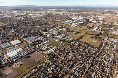 Broadmeadows, Melbourne.