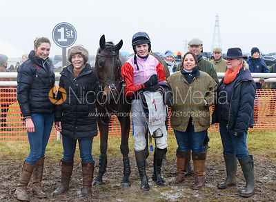 Team ALDERGALE - Midlands Area Club Point-to-point 2017, Thorpe Lodge 29/1