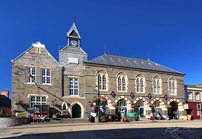 The Guildhall, Cardigan