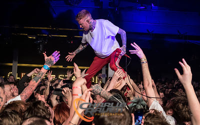 Frank Carter and The Rattlesnakes - The Old Firestation Bournemouth 11.02.19