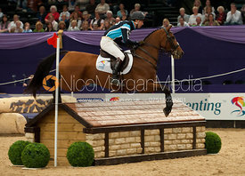 Harry Meade and Tinka's Time - HOYS - Express Eventing Cross Country