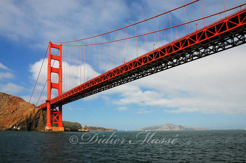 Le Golden Bridge San Francisco Californie USA 10/12