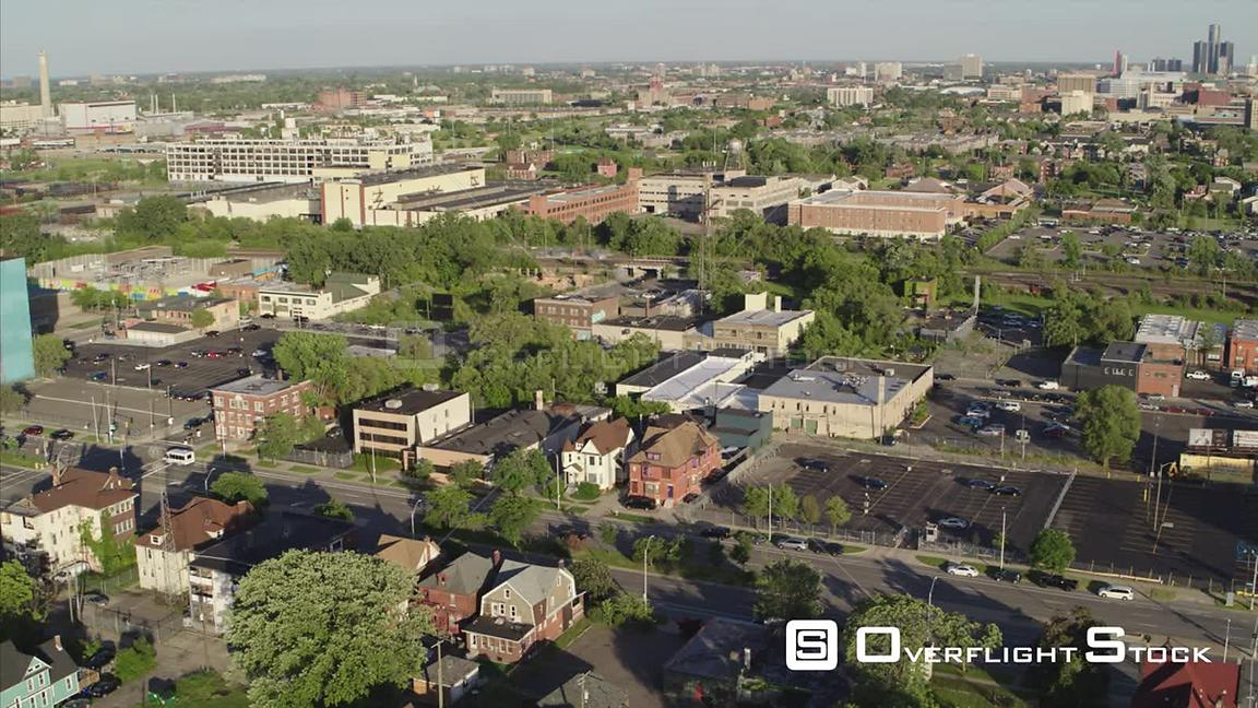 OverflightStock | Drone Video Suburban and Commercial