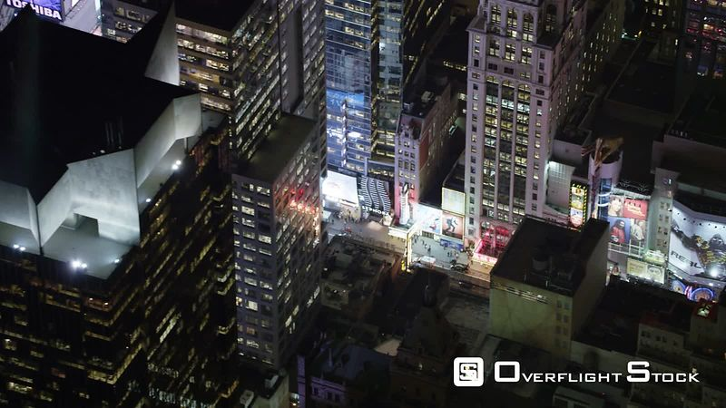 From Times Square to Reveal Broadway at Night.