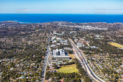Frenchs Forest Looking East