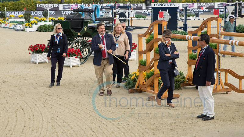 Longines FEI Nations Cup™ Jumping Final - First Qualifier