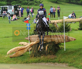 Emily King and BROOKLEIGH - Bramham 2015