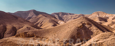 Hills at the Negev desert, Israel