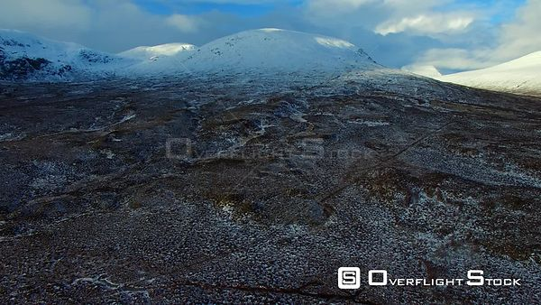 Ben More Assynt Scotland 29_Jan_2019 Winter Scenic