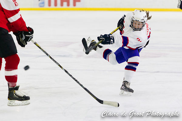 Top 5 photos from 2015 IIHF U18 Women's Ice Hockey World Championships photos