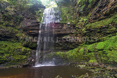 Lady Falls (Horizontal)- Brecon Beacons National Park, Wales