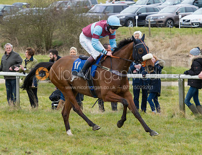 Race 2- Garthorpe Hunts Club Members Race