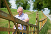 15th June, 2015.Henry Corbally, Glanbia Group Chairman photographed at his home in Keenaghan, Kilmainhamwood, County Meath. P...