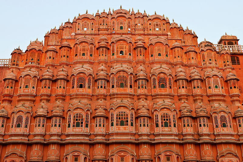 Hawa Mahal Palace or Wind Palace