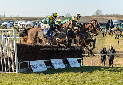 Race 6 - Restricted - The Cottesmore at Garthorpe