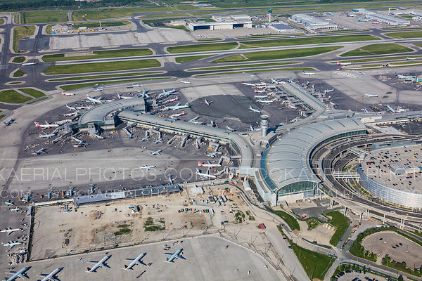 Toronto Pearson International Airport Terminal 1