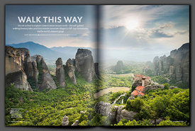 Northern Greece for Lonely Planet Mag