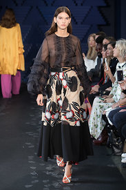 London Fashion Week - Roksanda Ilincic