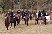 RAH Fosbury Manor (Joint meet with Tedworth) 21 Feb 2012