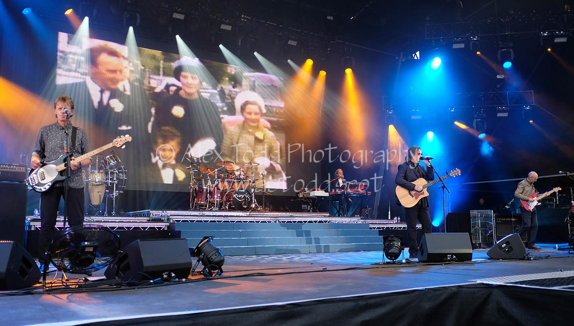 RUNRIG - THE LAST DANCE - FINAL FAREWELL CONCERT, Stirling, Saturday,18th August 2018..
