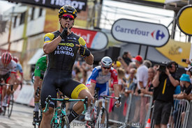 The Stage Winner - Tour de France 2018