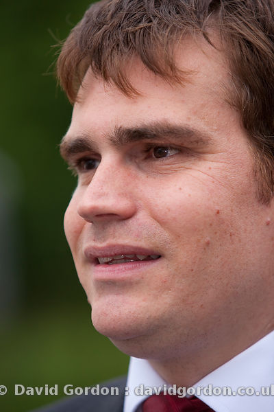 Tom Greatrex MP