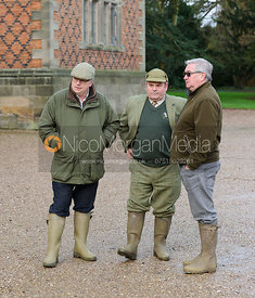 The Meynell and South Staffs at Sudbury Hall 9/1