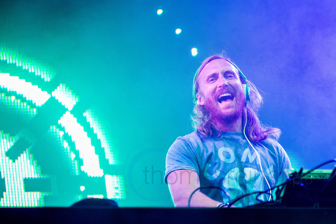 david guetta, mallorca rocks
