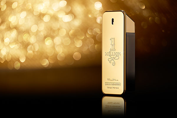 Still Photograhy: Paco Rabanne  One Million Perfume
