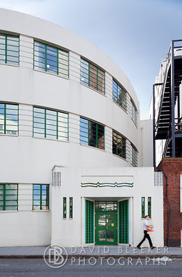 Art Deco Building near Russell Square