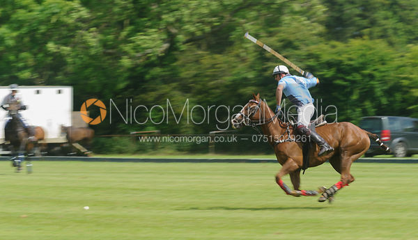 Motion blur action - Assam Cup Final - Los Chinos vs. Three Oceans CANI - 30th June 2013.